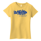 Southeastern Hawks LPC61 Ladies 100% cotton T Shirt