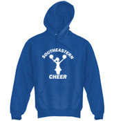 Southeastern Cheer - Super Heavyweight Pullover Hooded Sweatshirt