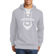 Southeastern Golf - Lace Up Pullover Hooded Sweatshirt