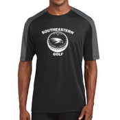 Southeastern Golf - PosiCharge ® Competitor ™ Sleeve Blocked Tee