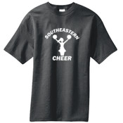 Southeastern Cheer - 100% cotton T Shirt