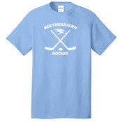 Southeastern Hockey - 5.4 oz 100% Cotton T Shirt - PC54