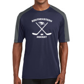 Southeastern Hockey  - PosiCharge ® Competitor ™ Sleeve Blocked Tee