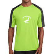 Southeastern Track  - PosiCharge ® Competitor ™ Sleeve Blocked Tee