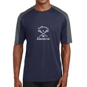 Southeastern Lacrosse - PosiCharge ® Competitor ™ Sleeve Blocked Tee