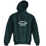 Southeastern Softball - Super Heavyweight Pullover Hooded Sweatshirt