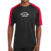 Southeastern Softball - PosiCharge ® Competitor ™ Sleeve Blocked Tee
