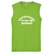 Southeastern Softball - Hawk Sleeveless Competitor™ Tee