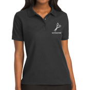 Cosmetology -  - Ladies Silk Touch™ Polo -SE