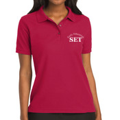 Early Education - Ladies Silk Touch™ Polo -SE