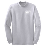 Electrical - Long Sleeve 5.4 oz. 100% Cotton T Shirt - PC54LS