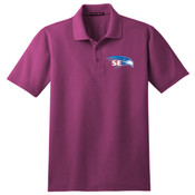 EMBROIDERED Staff - Stain Resistant Polo