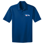 EMBROIDERED Staff - Silk Touch™ Performance Polo