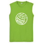 Southeastern Volleyball - Hawk Sleeveless Competitor™ Tee