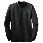 Engineering - Long Sleeve 5.4 oz. 100% Cotton T Shirt - PC54LS