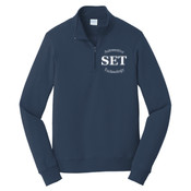 Automotive Technology - Fan Favorite Fleece 1/4 Zip Pullover Sweatshirt - SE