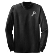 Cosmetology -  - Long Sleeve 5.4 oz. 100% Cotton T Shirt - PC54LS