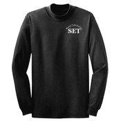 Advanced Manufacturing & Welding - Long Sleeve 5.4 oz. 100% Cotton T Shirt - PC54LS