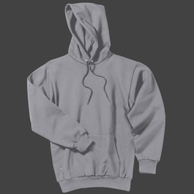 Ultimate Pullover Hooded Port & Company® Sweatshirt. PC90H
